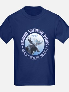 Acadia National Park (moose) T-Shirt