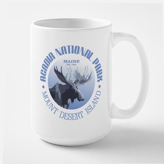 Acadia National Park (moose) Mugs