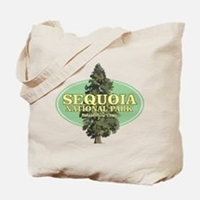 Sequoia National Park Tote Bag