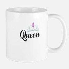 king and queen couple Mugs