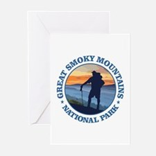 Great Smoky Mountains Greeting Cards