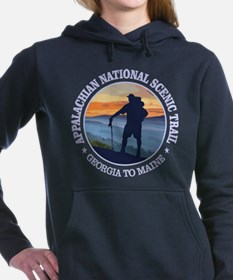Appalachian Trail (rd)3 Women's Hooded Sweatshirt