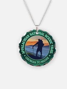 Appalachian Trail (rd)3 Necklace