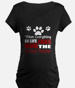 Hug The German Pinscher T-Shirt
