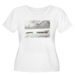 Winter Sheep T-Shirt