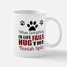 Hug The Finnish Spitz Mug