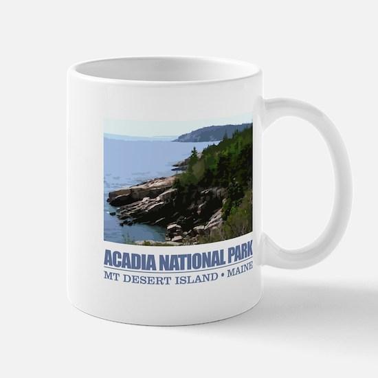 Acadia 3 Mugs