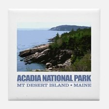 Acadia 3 Tile Coaster