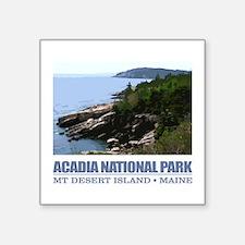 Acadia 3 Sticker