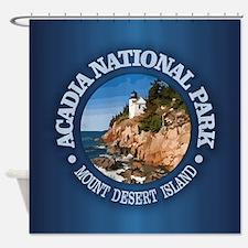 Acadia NP Shower Curtain
