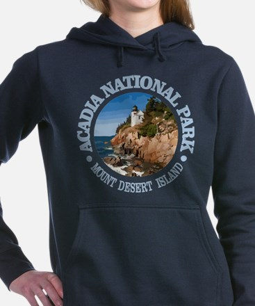 Acadia NP Women's Hooded Sweatshirt