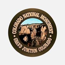 Colorado National Monument Button