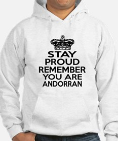 Stay Proud Remember You Are Ando Hoodie