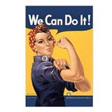 Rosie the riveter Postcards
