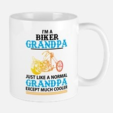 Biker Grandpa... Mugs