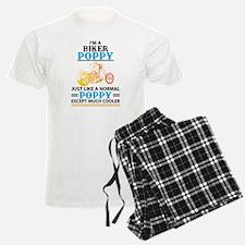 Biker Poppy... Pajamas