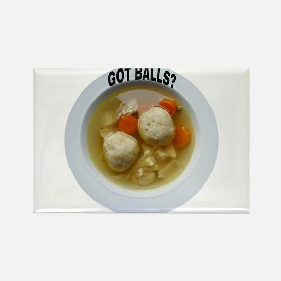GOT BALLS? Magnets