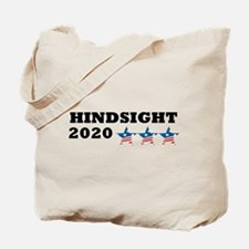 Anti-Trump Hindsight 2020 Tote Bag