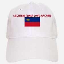 LIECHTENSTEINER LOVE MACHINE Baseball Baseball Cap