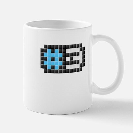 #3 (Pixel Art) Mugs