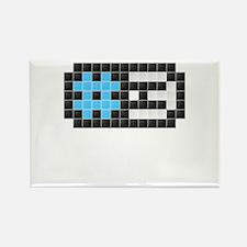 #3 (Pixel Art) Magnets