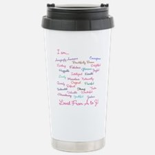 Positivity Travel Mug