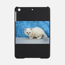 Comet - Blue Mitted Ragdoll Kitten iPad Mini Case