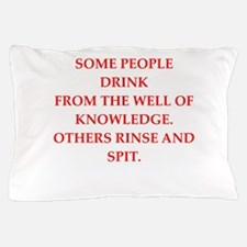 knowledge Pillow Case