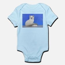 Isabelle - Blue Mitted Ragdoll Kitten Body Suit