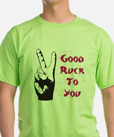 Good Ruck Engrish T-Shirt