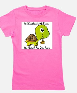 All I Care About is My Tortoise T-Shirt