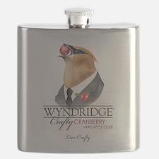 Crafty Cranberry Flask