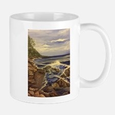 The Wave By Cassandra Gullicks Mugs