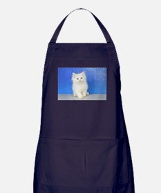 Joseph - Red Bicolor Ragdoll Kitten Apron (dark)