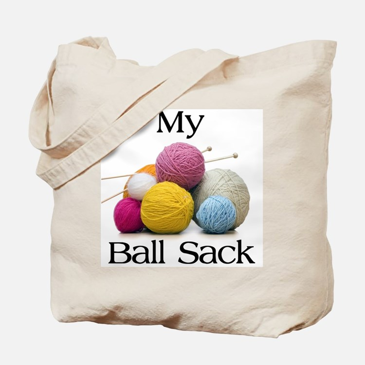 KNITTING GIFTS Tote Bag