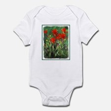 Indian Paintbrush Infant Bodysuit