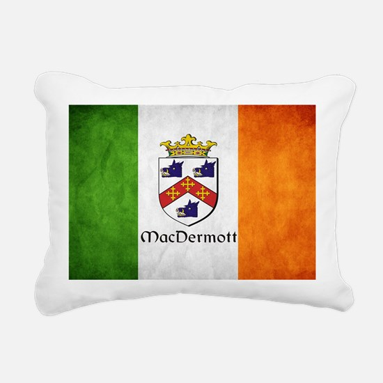 Cute Irish flag Rectangular Canvas Pillow