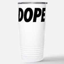 Funny Dope Travel Mug