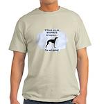 Whippets In Heaven Light T-Shirt
