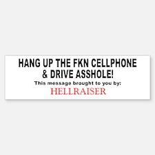 HELLRAISER Bumper Bumper Bumper Sticker