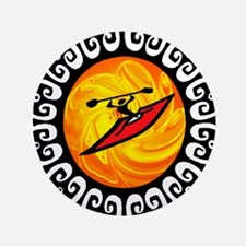 "KAYAK 3.5"" Button (100 pack)"