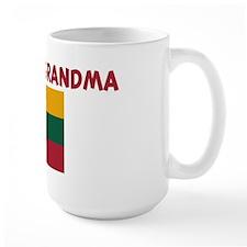 LITHUANIAN GRANDMA Mug