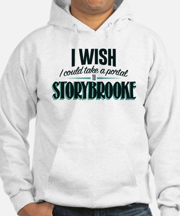 OUAT Portal to Storybrooke Hoodie