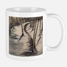 Poplar Woods By Cassandra Gullicks Mugs