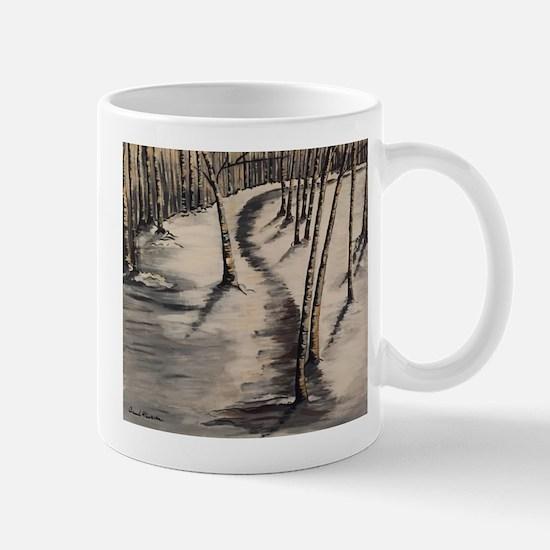Poplar Woods By Cassandra Gullicks Mugs