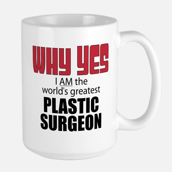 Plastic Surgeon Mugs