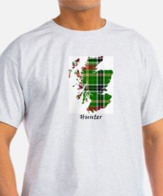 Map - Hunter T-Shirt