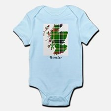 Map - Hunter Infant Bodysuit