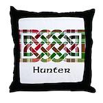 Knot - Hunter Throw Pillow