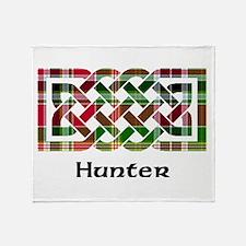 Knot - Hunter Throw Blanket